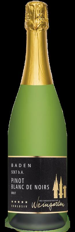 Weinmanufaktur Weingarten Pinot – Blanc de Noirs Sekt b. A. brut