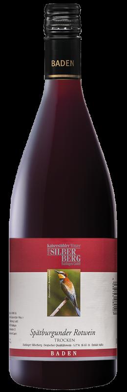 Silberberg Weinkeller Spätburgunder Rw Qw Baden trocken