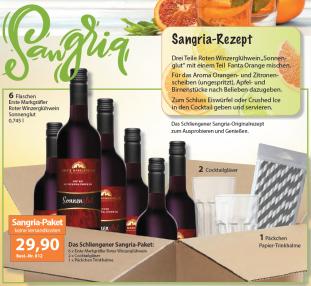 """""""Sangria-Paket"""""""