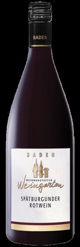 Weinmanufaktur Weingarten Spätburgunder Rw Qw Baden halbtrocken