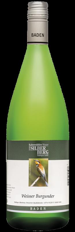 Silberberg Weinkeller Weißer Burgunder Qw Baden halbtrocken