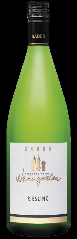 Weinmanufaktur Weingarten Riesling Qw Baden halbtrocken