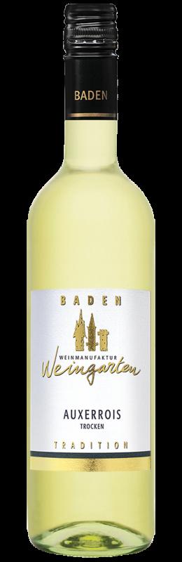 Weinmanufaktur Weingarten Auxerrois Tradition Qw trocken
