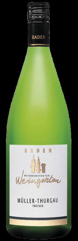 Weinmanufaktur Weingarten Müller-Thurgau Qw Baden trocken
