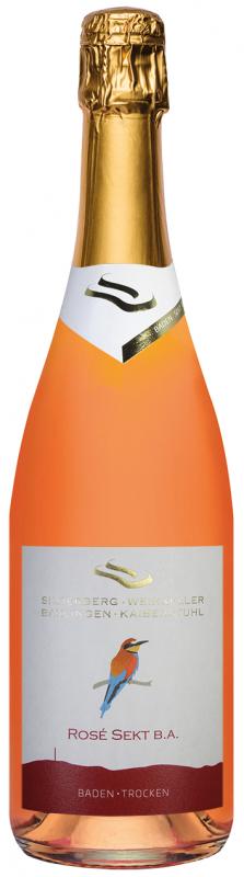 Silberberg Weinkeller Rosé Sekt b. A. trocken