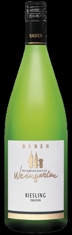 Weinmanufaktur Weingarten Riesling Qw Baden trocken