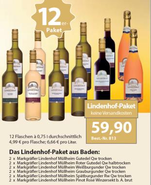 """""""Lindenhof-Paket"""""""