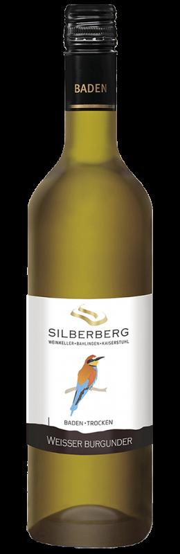Bahlinger Silberberg Weißer Burgunder Qw Baden trocken