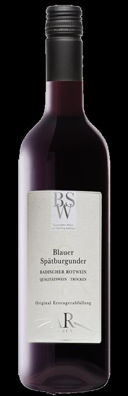 """Silberberg Weinkeller Blauer Spätburgunder """"Alte Reben"""" Rw Baden Qw trocken"""