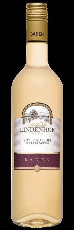 Lindenhof Roter Gutedel Qw Baden halbtrocken