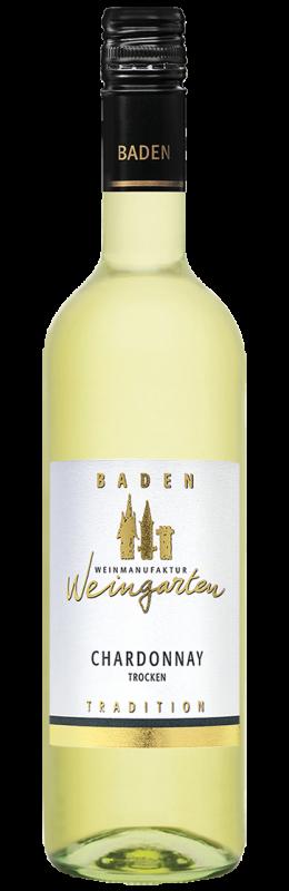 Weinmanufaktur Weingarten Chardonnay Tradition Qw Baden trocken