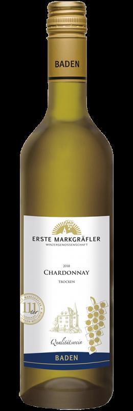 Chardonnay Qw Baden trocken