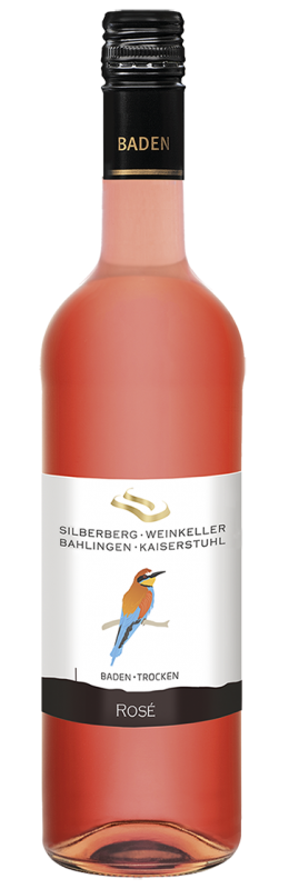 Silberberg-Weinkeller Rosé Baden Qw trocken