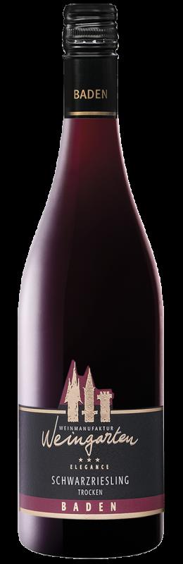 Weinmanufaktur Weingarten Schwarzriesling Elegance Rw Qw Baden trocken