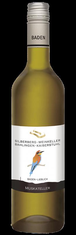 Silberberg-Weinkeller Muskateller Qw Baden lieblich