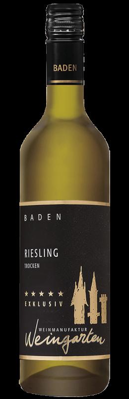 Weinmanufaktur Weingarten Riesling Exklusiv Qw Baden trocken