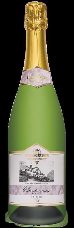 Edition Schloss Bürgeln Chardonnay Winzersekt b. A. Baden brut
