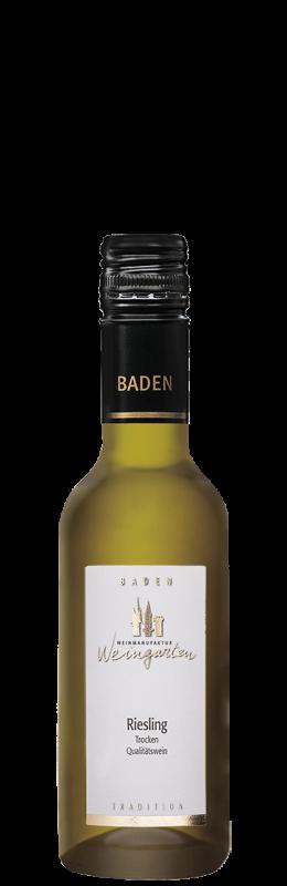 Weinmanufaktur Weingarten Riesling Tradition Qw Baden trocken