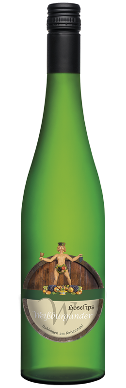 Silberberg Weinkeller Hoselips Weißburgunder Qw Baden halbtrocken