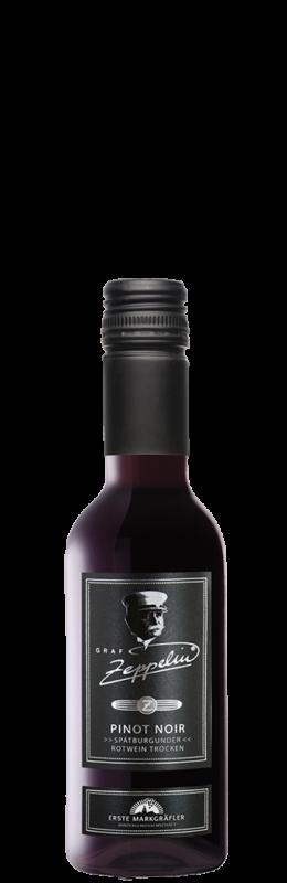 Graf Zeppelin Pinot Noir – Spätburgunder Rotwein Qualitätswein Baden trocken