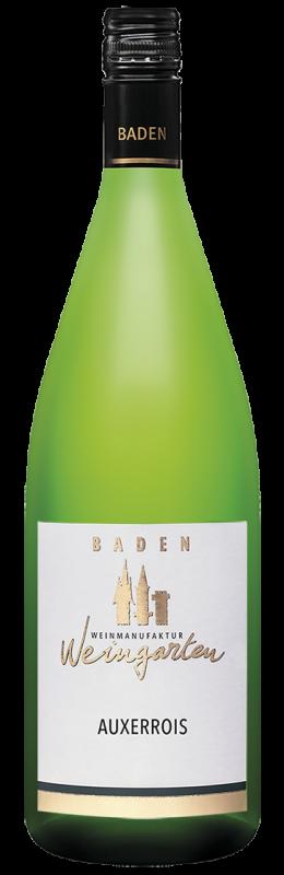 Weinmanufaktur Weingarten Auxerrois Qw Baden halbtrocken