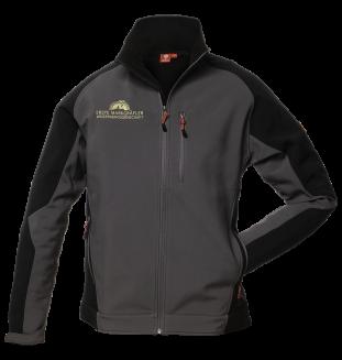 Softshell-Jacke mit Logo Schliengen