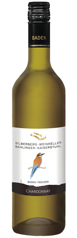 Silberberg-Weinkeller Chardonnay Qw Baden trocken