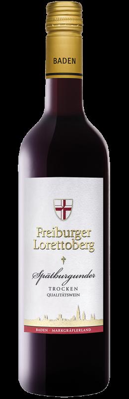 Freiburger Lorettoberg Spätburgunder Rw Qw trocken