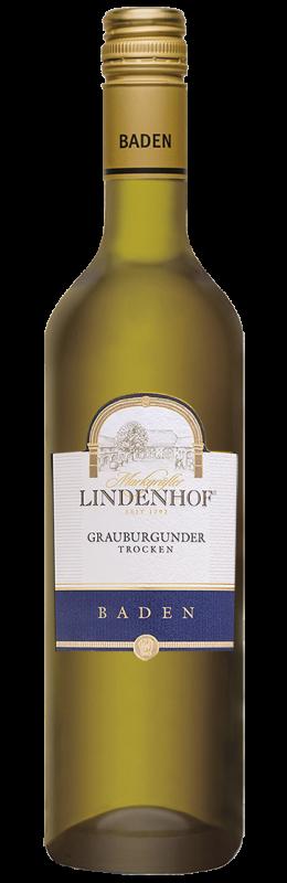 Lindenhof Grauburgunder Qualitätswein Baden trocken