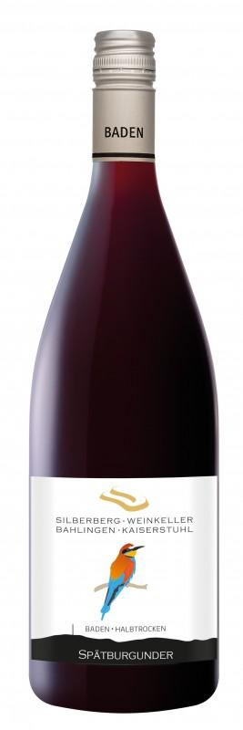 Silberberg Weinkeller Spätburgunder Rw Qw Baden halbtrocken