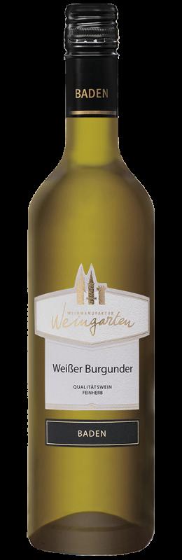Weinmanufaktur Weingarten Weißer Burgunder Feinherb Qw Baden