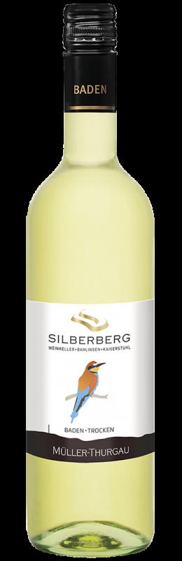 Bahlinger Silberberg Müller-Thurgau Qw Baden trocken